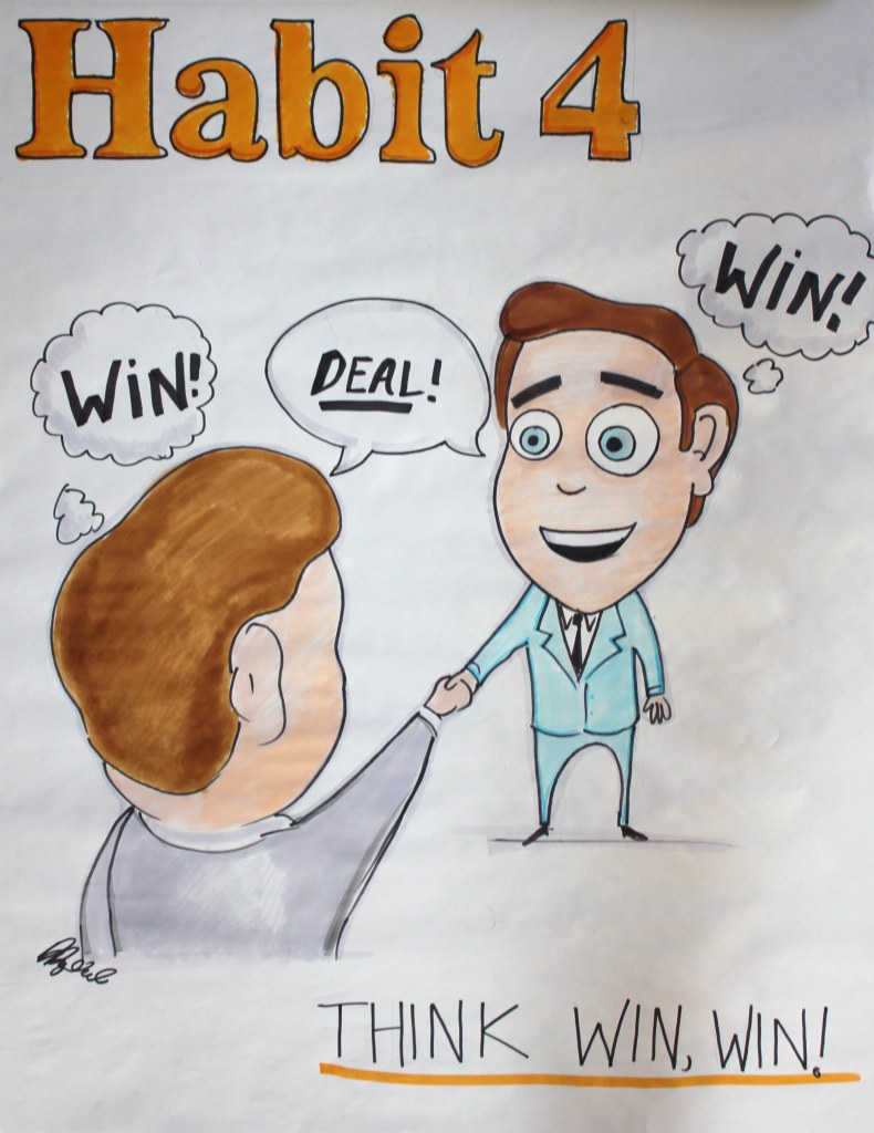 4. Think Win-Win